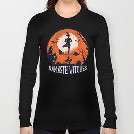 Namaste Witches Long Sleeve T-shirt