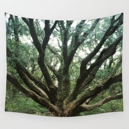 Age and Wisdom Wall Tapestry