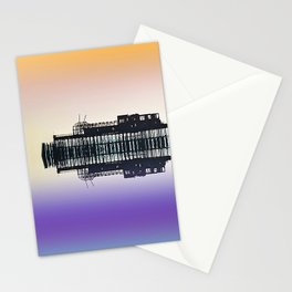 Skeletal Beauty Stationery Cards