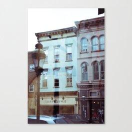 REFLECTIONARY Canvas Print
