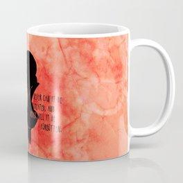 Love is like Death Coffee Mug