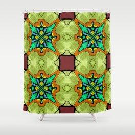 kaleido fun 3181 Shower Curtain