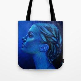 Blauw Tote Bag