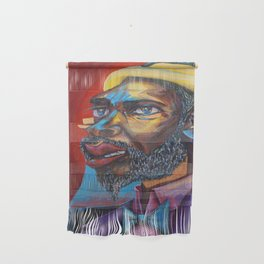 Thelonious Monk Wall Hanging