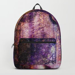 Wolf Forest : These Are My Forests Backpack