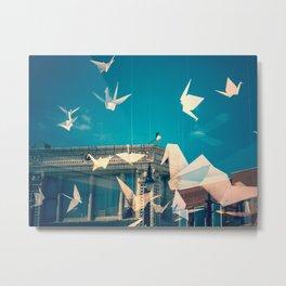 The Birds! Metal Print
