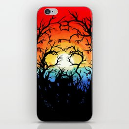 Camp Crystal Lake iPhone Skin