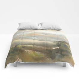 Berrenda Morning Comforters