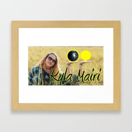 Kyla-Mairi Framed Art Print