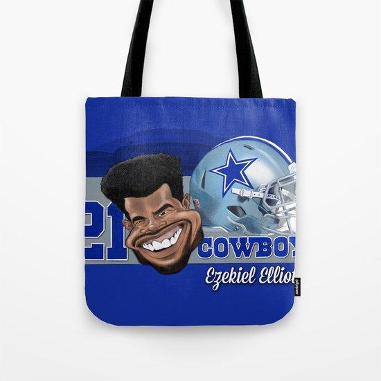 """""""Zeke"""" 2016 Tote Bag"""
