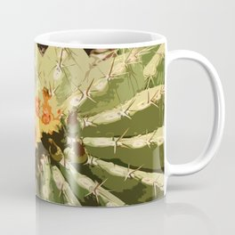 Bishop's Cap Cactus Coffee Mug