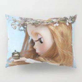 Erregiro Blythe Custom Doll Pandora Pillow Sham