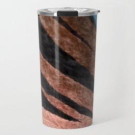 Dark Grace [2]: an abstract watercolor by Alyssa Hamilton Art Travel Mug