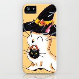 Salem Ghost iPhone Case