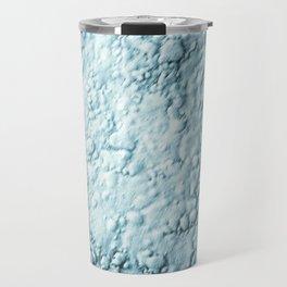 Garrett Browning Blue Pebbles Travel Mug
