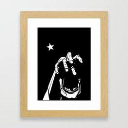 Gasp Framed Art Print