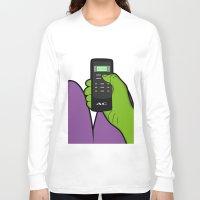 hulk Long Sleeve T-shirts featuring hulk by mark ashkenazi