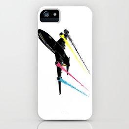 Ink Jet iPhone Case