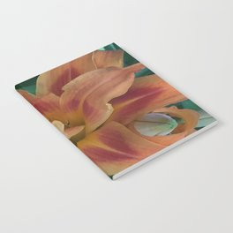 Botanical Florals Zencolor1 Notebook