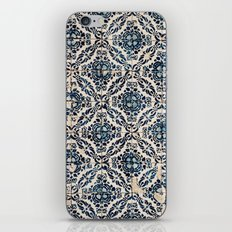 Azulejos - Portuguese painted tiles II iPhone Skin