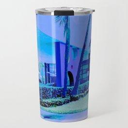 Swimming Hall of Fame, Fort Lauderdale, Fla.  Travel Mug
