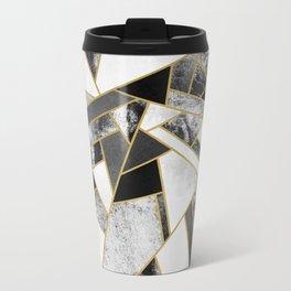 Fragments Metal Travel Mug