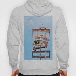 Vintage Neon Sign - The Spanish Trail -  Tucson Hoody