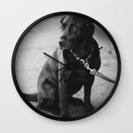 Billy the Dog Wall Clock