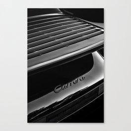 Carrera Canvas Print