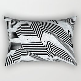 Like Another Jungle Out There Rectangular Pillow