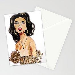 Cruel Moon Stationery Cards