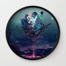 flying object Wall Clock