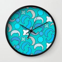 Surface Arc Wall Clock