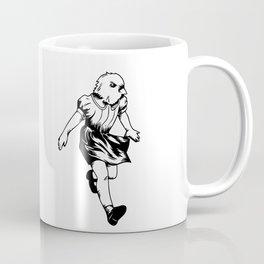just a girl Coffee Mug