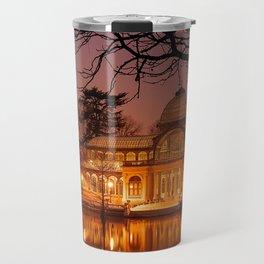 Palacio de Cristal (Madrid) Travel Mug