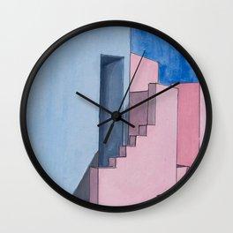 Casa Gilardi II Wall Clock