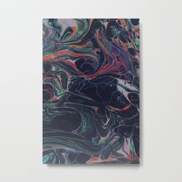 Abstract_06 Metal Print