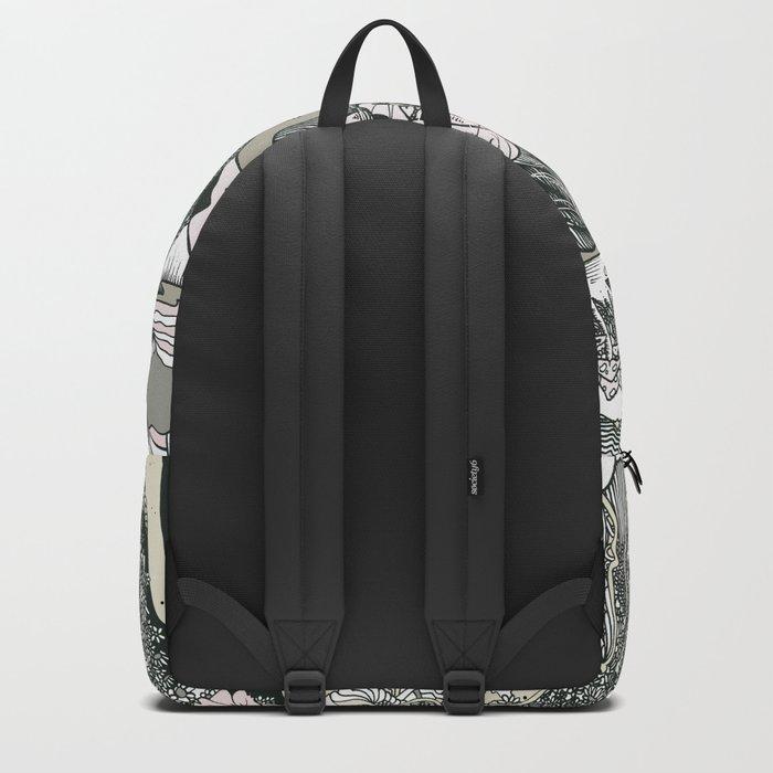 Little Bit Evil Backpack