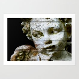 Visions from the Sky Art Print