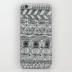 Blanket of Confusion iPhone Skin