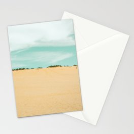 Just over that rise Stationery Cards