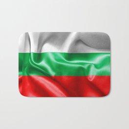 Bulgaria Flag Bath Mat