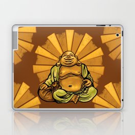 What Would Buddha Do? Laptop & iPad Skin