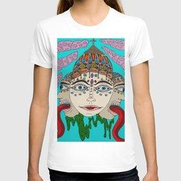 Goddess Of Wisdom T-shirt