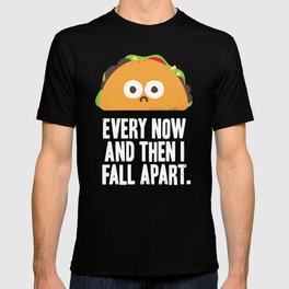 Taco Eclipse of the Heart T-shirt