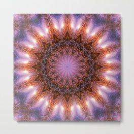 Space Mandala no31 Metal Print