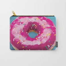 Lowpoly Donut Carry-All Pouch