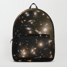 1093. A Lot of Galaxies Need Guarding in this NASA Hubble View Backpack