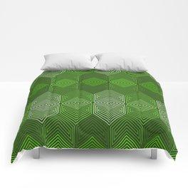 Op Art 93 Comforters