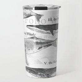 I. The Folio Whale Travel Mug